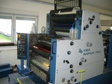 Offset press KBA Rapida 72 K photo on Industry-Pilot