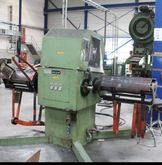 Automatic stamping machine - Double column MINSTER P2-200-54 1990 photo on Industry-Pilot