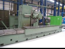 Bed Type Milling Machine - Horizontal TOS FSS 80 Heidenhain photo on Industry-Pilot