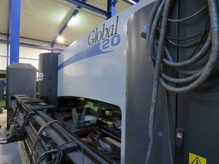 Turret Punch Press LVD Global 20 - 25 1125-6362 photo on Industry-Pilot