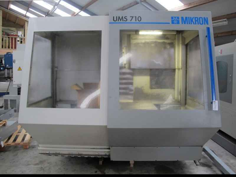 MIKRON UMS 710