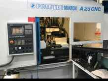 Gearwheel hobbing machine horizontal MIKRON A 25 CNC photo on Industry-Pilot